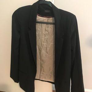 Black top shop blazer